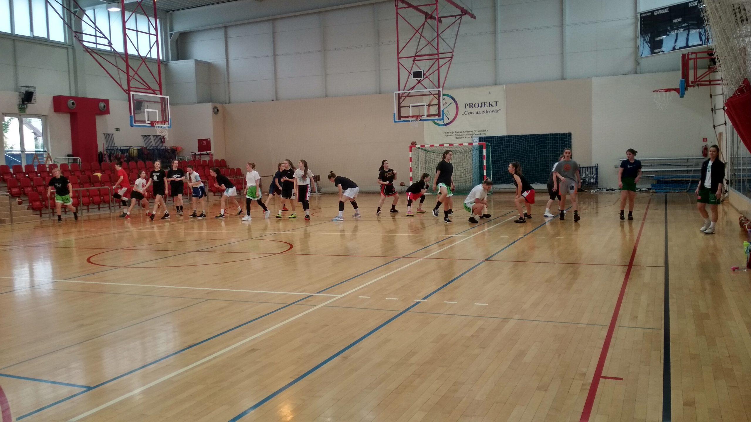 Koszykówka w Nowej Wsi